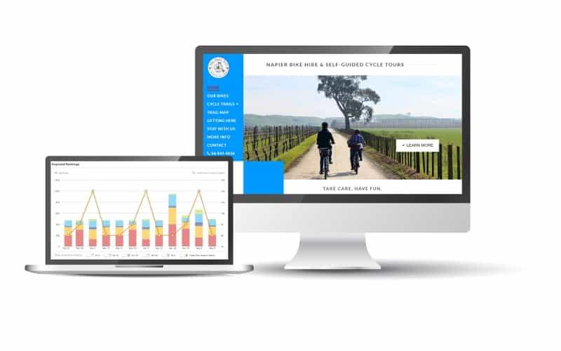 tourism marketing - online and digital