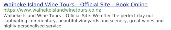 waiheke island wine tours meta